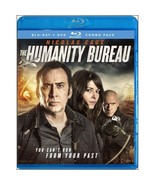 The Humanity Bureau (Blu-ray + DVD, 2018)  - $5.00
