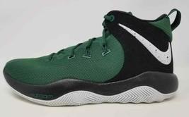 Nike Men's Zoom Rev II TB Basketball Shoes, Green/White/Black, 10.5 US - $58.04