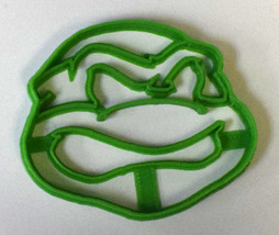 TMNT Teenage Mutant Ninja Turtles Cartoon Cookie Cutter 3D Printed USA P... - $2.99