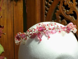 Pink Princess Circlet - $35.00
