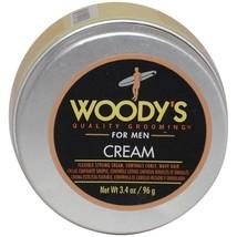Woody's  Flexible Styling Cream for Men 3.4 oz
