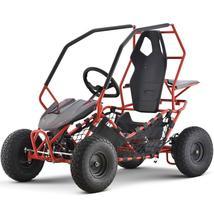 MotoTec Maverick Go Kart 36v 500w 12ah Battery Selectable Speeds 20 MPH Max image 8