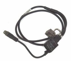 ALLEN BRADLEY 42KL-G1LB-F4 SER. A IR FIBER OPTIC W/ 99-35-1 SER. C CABLE