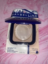 Maybelline New York Shine Free Oil Control Pressed Powder MEDIUM 1 - $16.75