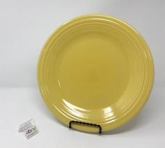 "Fiesta Sunflower Yellow Dinner Plate 10 1/2"" Diameter - $8.99"