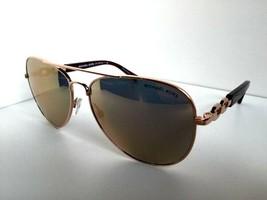 Michael Kors Gold Mirrored Women's Sunglasses - $69.99