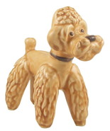 Sylvac ceramic poodle dog figurine 6 thumbtall