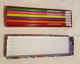 Coach Poppy Pencil Set in box - 12 Pencils image 4