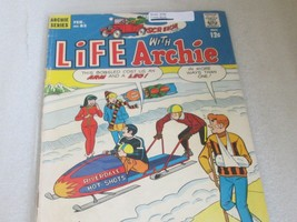 """#83 February 1969 """"Life With Archie"""" 12 Cents Comic! Cool Silver Age Sixties - $4.46"""
