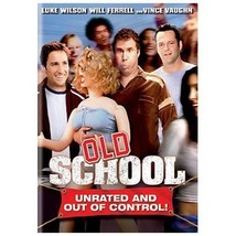 Old School (DVD, 2003, Widescreen Unrated Version) - $3.63