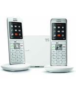 Gigaset cl660 two phones analog wireless speaker call id - $227.78