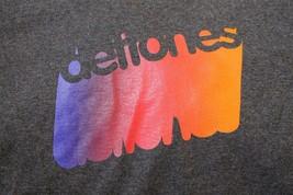 DEFTONES - Retro-looking rainbow logo T-shirt ~Never Worn~ XL - $16.00