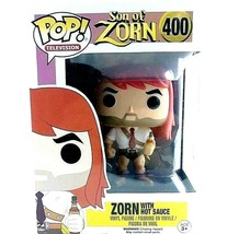 Funko POP! 400 Zorn with Hot Sauce Son of Zorn Cartoon Figure Limited Production - $10.99