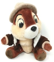 "Disneyland World Chip From Chip And Dale Rescue Rangers Plush 7"" VTG - $9.49"