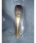 Bare Escentuals Minerals Flawless Face Brush - shiny gold handle - $9.75
