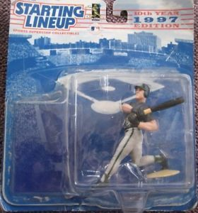 Primary image for MILWAUKEE BREWERS JAHA STARTING LINEUP ACTION FIGURE