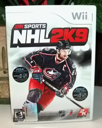 Primary image for NHL 2K9 Game for WII
