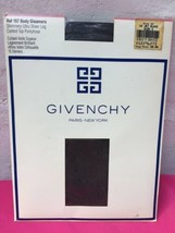 Vtg GIVENCHY Body Gleamer C Shimmery Ultra Sheer 157 Control Top pantyho... - $3.96