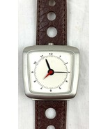 Axcent of Scandinavia Watch X2172 Design By Summer Trapezoid TV shape Le... - $39.99