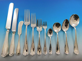 Winchester by Shreve Sterling Silver Flatware Set Service 149 pc Dinner in Box - $13,500.00