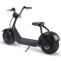 MotoTec Fat Tire 2000 Watt Electric Scooter 60v 18ah Lithium Ion Lithium Battery image 3