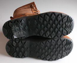 UGG Womens Chestnut Brown Leather Adirondack III Winter Snow Boots 1017430 NIB image 6