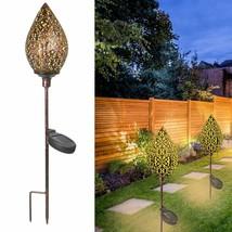 Waterproof solar garden light  LED Lantern Hanging Outdoor landscap warm... - $20.94+