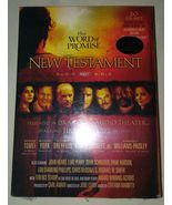 Word of Promise New Testament NKJV Audio Bible in Zippered Holder 20 CDs - $9.99