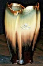 Floral vase BAY KERAMIK West Germany 558-17 AA20-7327 Vintage