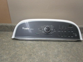 Whirlpool Washer Console Part# W10560121 W10560210 - $85.00