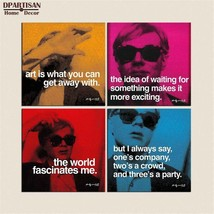 study self quotes oil painting POP Art Print on canvas for wall decor 28... - $117.81