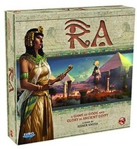 Ra Board Game [New] Gods & Glory In Ancient Egypt - $59.99