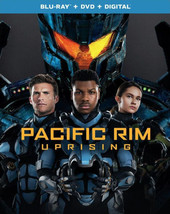 Pacific Rim Uprising [Blu-ray+DVD] (2018)