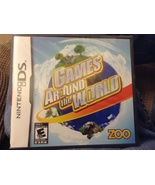 Games Around The World Zoo Nintendo DS Sealed  - $4.95