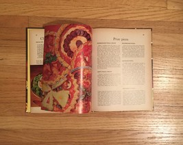 Vintage 1966 Better Homes and Gardens Cooking with Cheese Cookbook- hardcover image 3