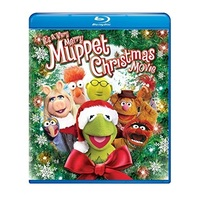 Disney It's a Very Merry Muppet Christmas Movie [Blu-ray]