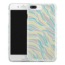 Casestry | Yellow Blue And Tan Unique Ocean Wave | iPhone 7 Plus Case - $11.99