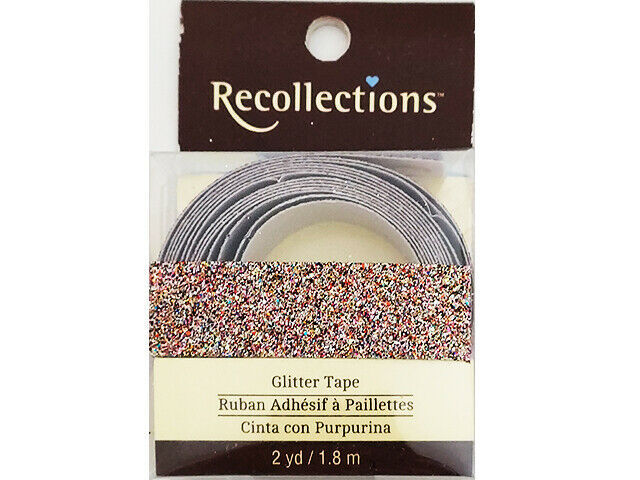Recollections Glitter Tape #322614