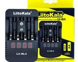 New liitokala lii nl4 multifunction charger 1 48v 1 5v ni mh aa aaa 9v battery thumb155 crop