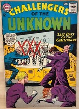 CHALLENGERS OF THE UNKNOWN #37 (1964) DC Comics VG+ - $12.86