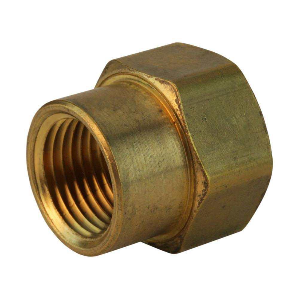 Everbilt Lead-Free Brass Garden Hose Adapter and 50 similar items