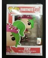 Funko Pop #458 Zoey (Fortnite) - $9.01