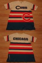 Men's Chicago Cubs S Sublimated Jersey Shirt Original Unique Custom Jersey - $32.71