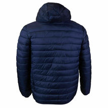 Maximos Men's Slim Fit Lightweight Zip Insulated Packable Puffer Hooded Jacket image 7