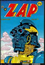 zap #7, Print Mint 2nd print 1974  classic Underground Comix - obo - $18.86