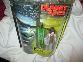 "Planet Of The Apes Ari  6"" inch Action Figure Hasbro tim burton movie co... - $2.97"
