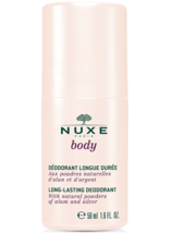 Nuxe Body Long Lasting Deodorant Roll On With Natural Powders Alum & Sil... - $14.93