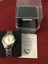 Fossil STELLA Silver Tone Watch ES2902 - $60.67