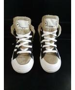 *Extremely Rare* Adidas Toddler Kids Hi-Top Shoes~ Minky Cartoon Hug Ton... - $19.79