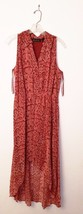 INC International Concepts 3-Button Collared Sleeveless Maxi Dress Size ... - $15.19